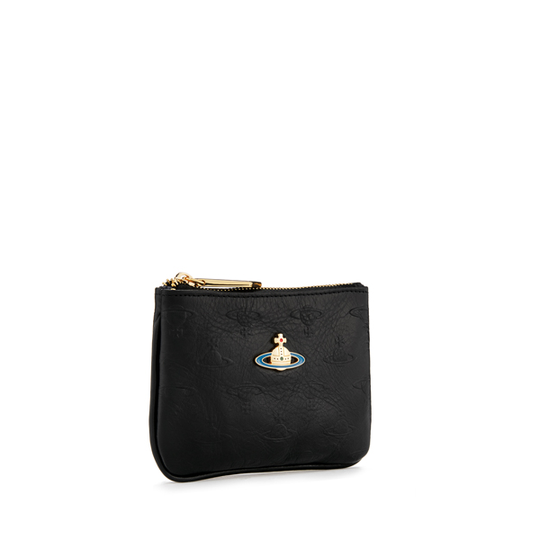 Women Vivienne Westwood BLACK ORBS 6206 PURSE Outlet Online