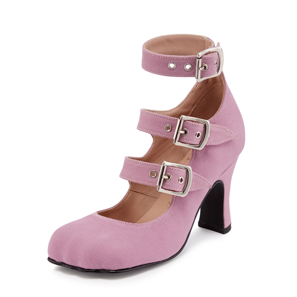 Women Vivienne Westwood LILAC ANIMAL TOE 3-STRAPS EDITION Outlet Online