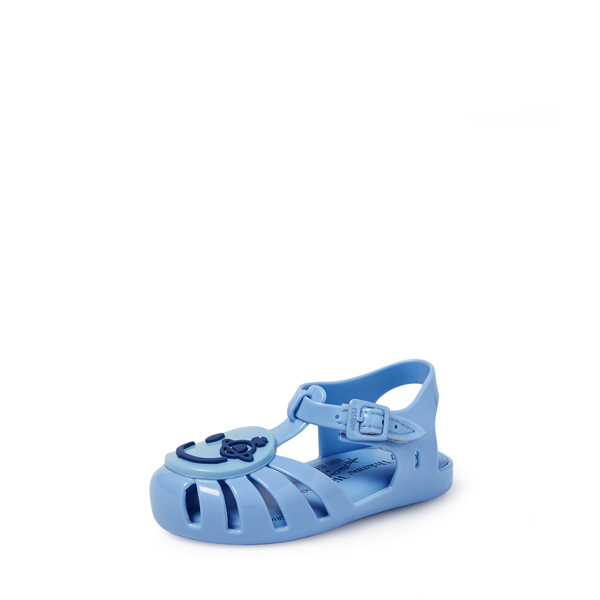 Women Vivienne Westwood MINI MELISSA ARANHA BLUE SANDALS Outlet Online