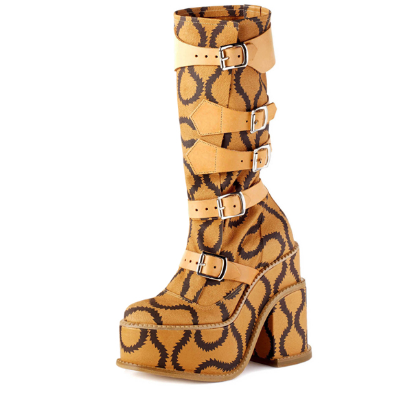 Women Vivienne Westwood CLOMPER PIRATE BOOT Outlet Online