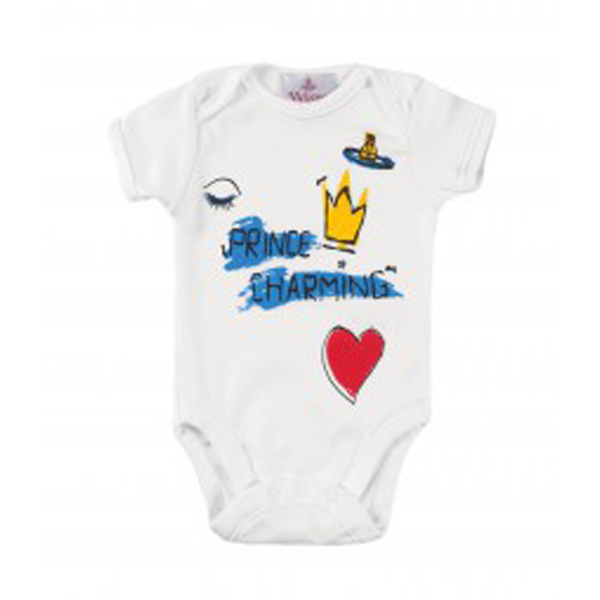 Women Vivienne Westwood PRINCE CHARMING BABY GROW Outlet Online