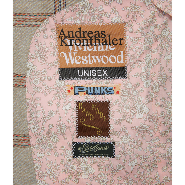Women Vivienne Westwood BERTRAM TAILCOAT MULTI Outlet Online