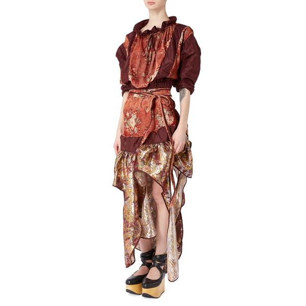 Women Vivienne Westwood MARINA DIRNDL DRESS Outlet Online