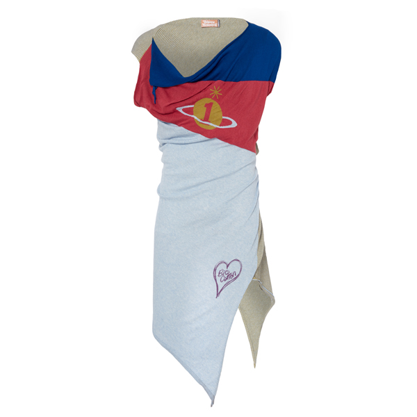 Women Vivienne Westwood FLAG TUNIC MULTI Outlet Online