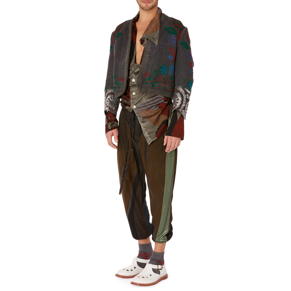 Women Vivienne Westwood NEW COCOA JACKET Outlet Online