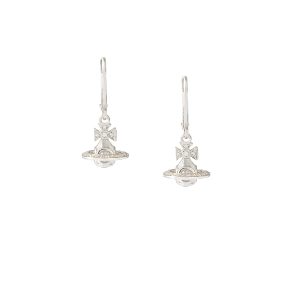Women Vivienne Westwood NICOLETTE ORB EARRINGS Outlet Online