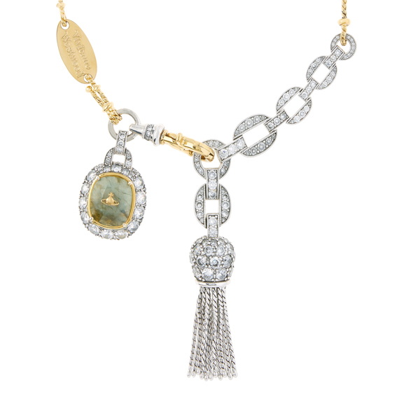 Women Vivienne Westwood ELECTRA NECKLACE Outlet Online