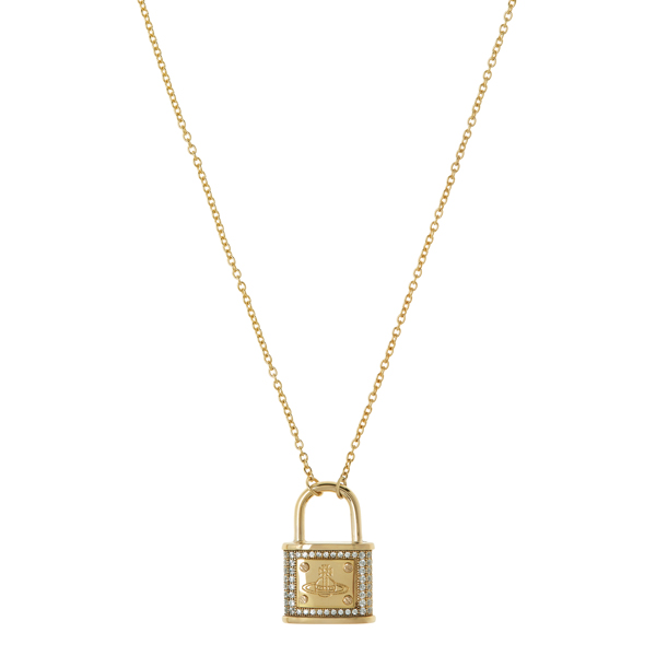 Women Vivienne Westwood DARIANNE SMALL NECKLACE GOLD Outlet Online