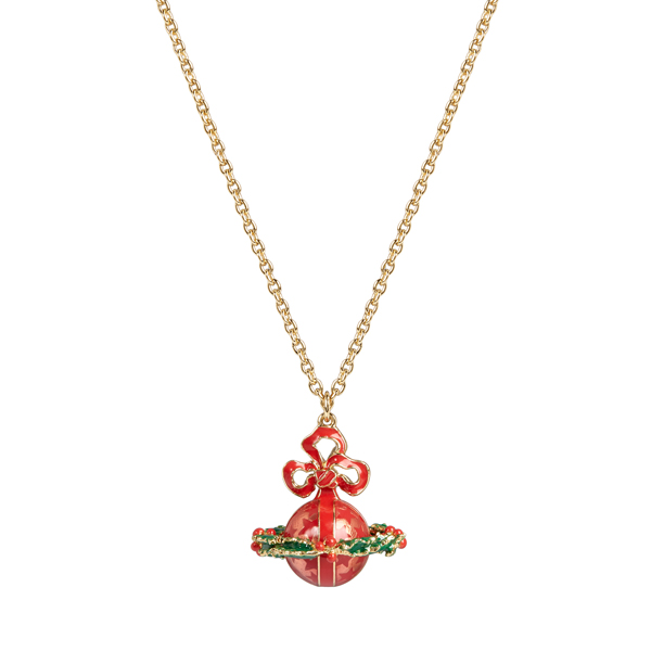 Women Vivienne Westwood CHRISTMAS WREATH Outlet Online
