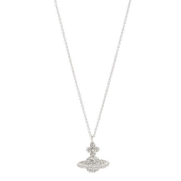 Women Vivienne Westwood GRACE SMALL PENDANT CRYSTAL Outlet Online