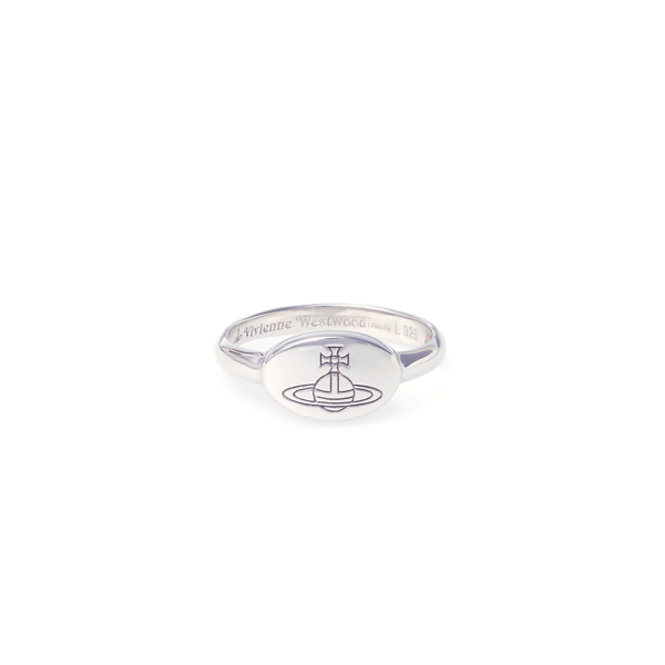 Women Vivienne Westwood TILLY RING SILVER Outlet Online