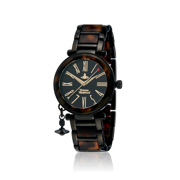 Women Vivienne Westwood ORB DARK WATCH Outlet Online