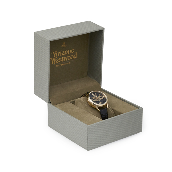 Women Vivienne Westwood GOLD LEADENHALL WATCH Outlet Online